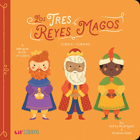 Cover of Tres Reyes Magos / Three Wise Men: Colors/Colores